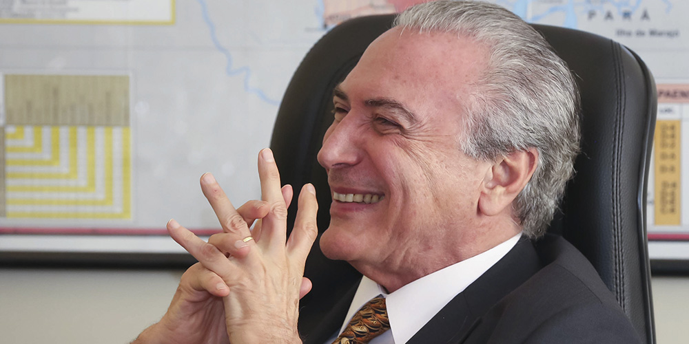 Ministros do STJ decidem libertar Temer